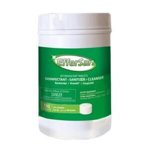 17g Effersan Tablet Canister 100 Count - Nebtec